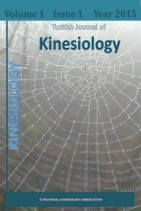 Turkish Journal of Kinesiology