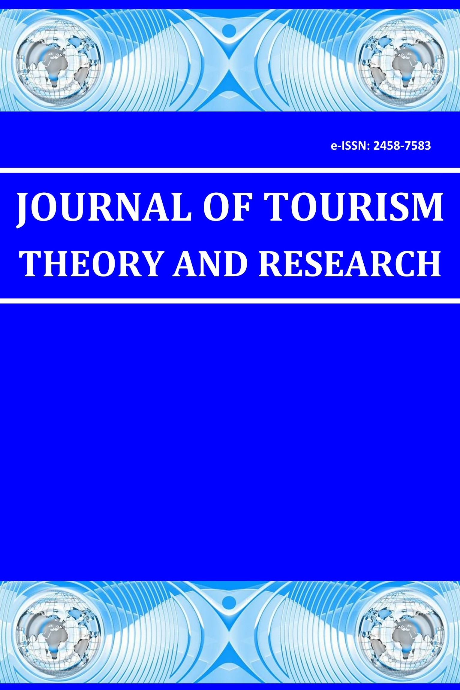 Journal of Tourism Theory and Research