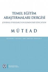 Temel Eğitim Araştırmaları Dergisi