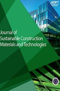Journal of Sustainable Construction Materials and Technologies