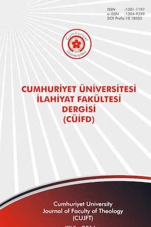 Cumhuriyet Üniversitesi İlahiyat Fakültesi Dergisi