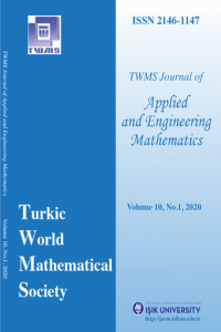 TWMS Journal of Applied and Engineering Mathematics