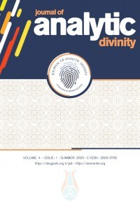 Journal of Analytic Divinity