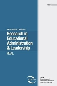 Research in Educational Administration & Leadership (REAL)