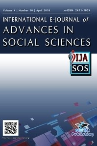 International E-Journal of Advances in Social Sciences » Dergi