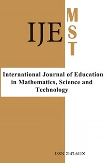 International Journal of Education in Mathematics Science and Technology