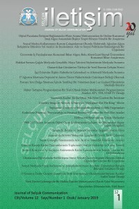 Journal Of Selcuk Communication