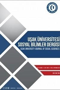 Uşak Üniversitesi Sosyal Bilimler Dergisi