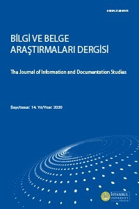 Bilgi Ve Belge Araştırmaları