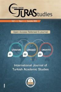 Turkish Academic Studies - TURAS