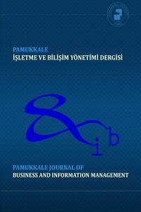 Pamukkale İşletme ve Bilişim Yönetimi Dergisi