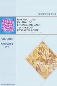 Uluslararası Mühendislik ve Teknoloji