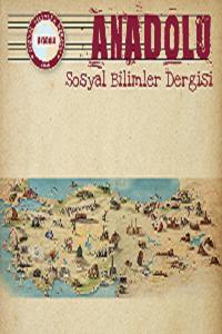 Anadolu Sosyal Bilimler Dergisi