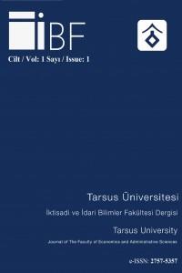 Tarsus Üniversitesi İktisadi ve İdari Bilimler Fakültesi Dergisi