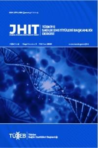 Türkiye Sağlık Enstitüleri Başkanlığı Dergisi