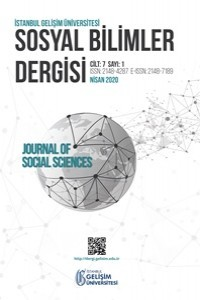 Istanbul Gelisim University Journal of Social Sciences