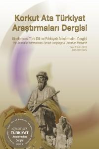 Korkut Ata Türkiyat Araştırmaları Dergisi