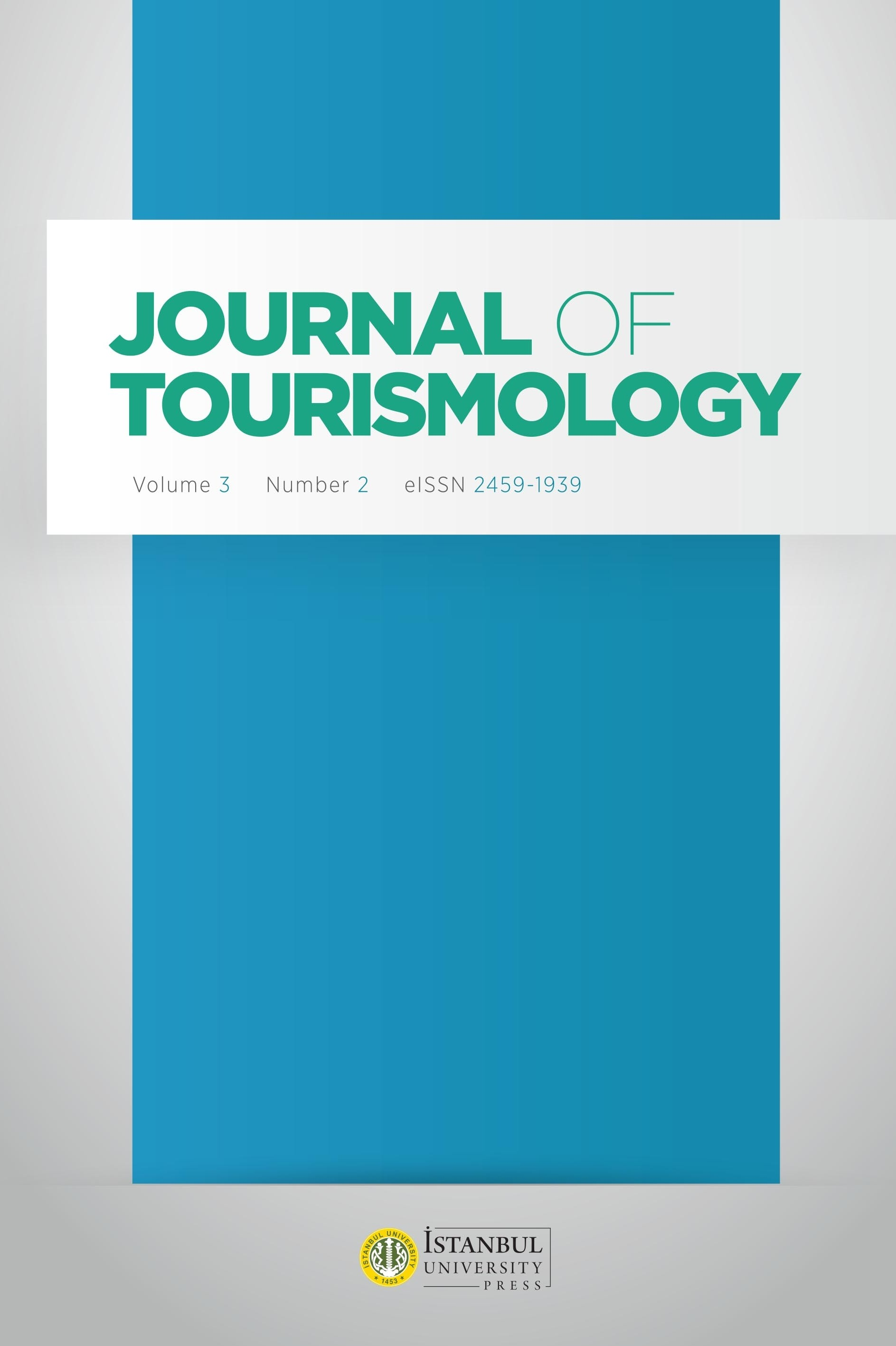 Journal of Tourismology