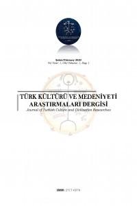 Türk Kültürü ve Medeniyeti Araştırmaları Dergisi