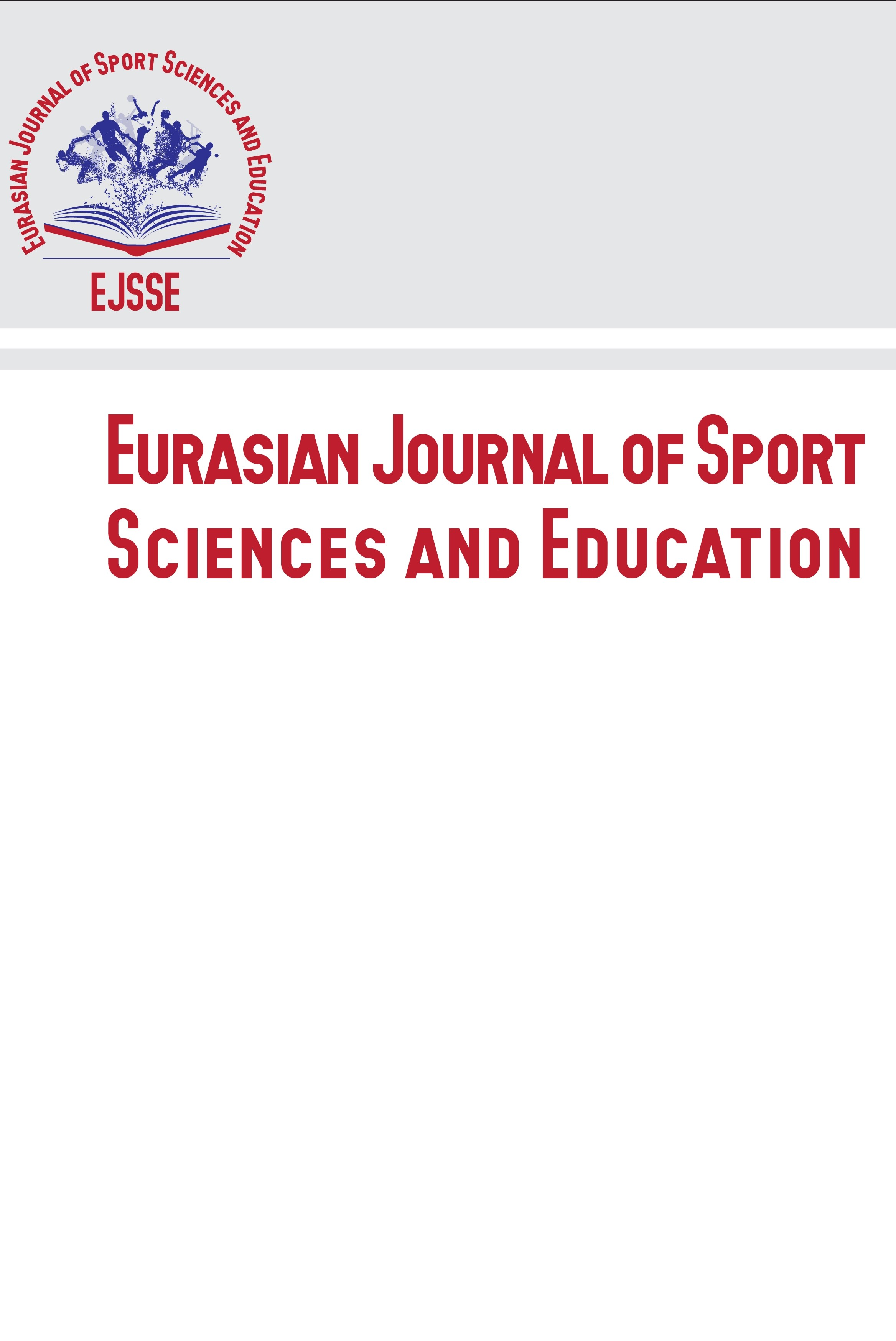 Eurasian Journal of Sport Sciences and Education