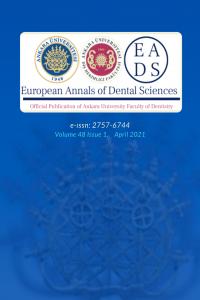 European Annals of Dental Sciences