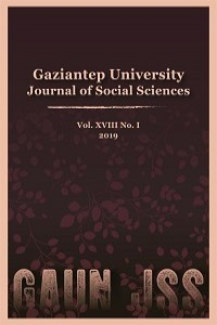 Gaziantep University Journal of Social Sciences