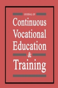 Journal of Continuous Vocational Education and Training