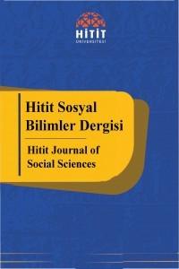 Hitit Sosyal Bilimler Dergisi