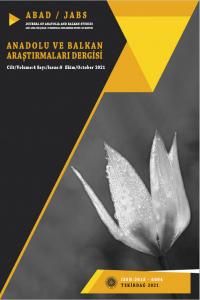 Anadolu ve Balkan Araştırmaları Dergisi
