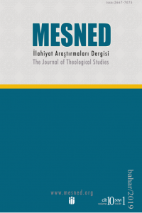 Mesned İlahiyat Araştırmaları Dergisi