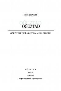 Oğuz Türkçesi Araştırmaları Dergisi