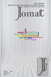 Disiplinlerarası Akademik Turizm Dergisi
