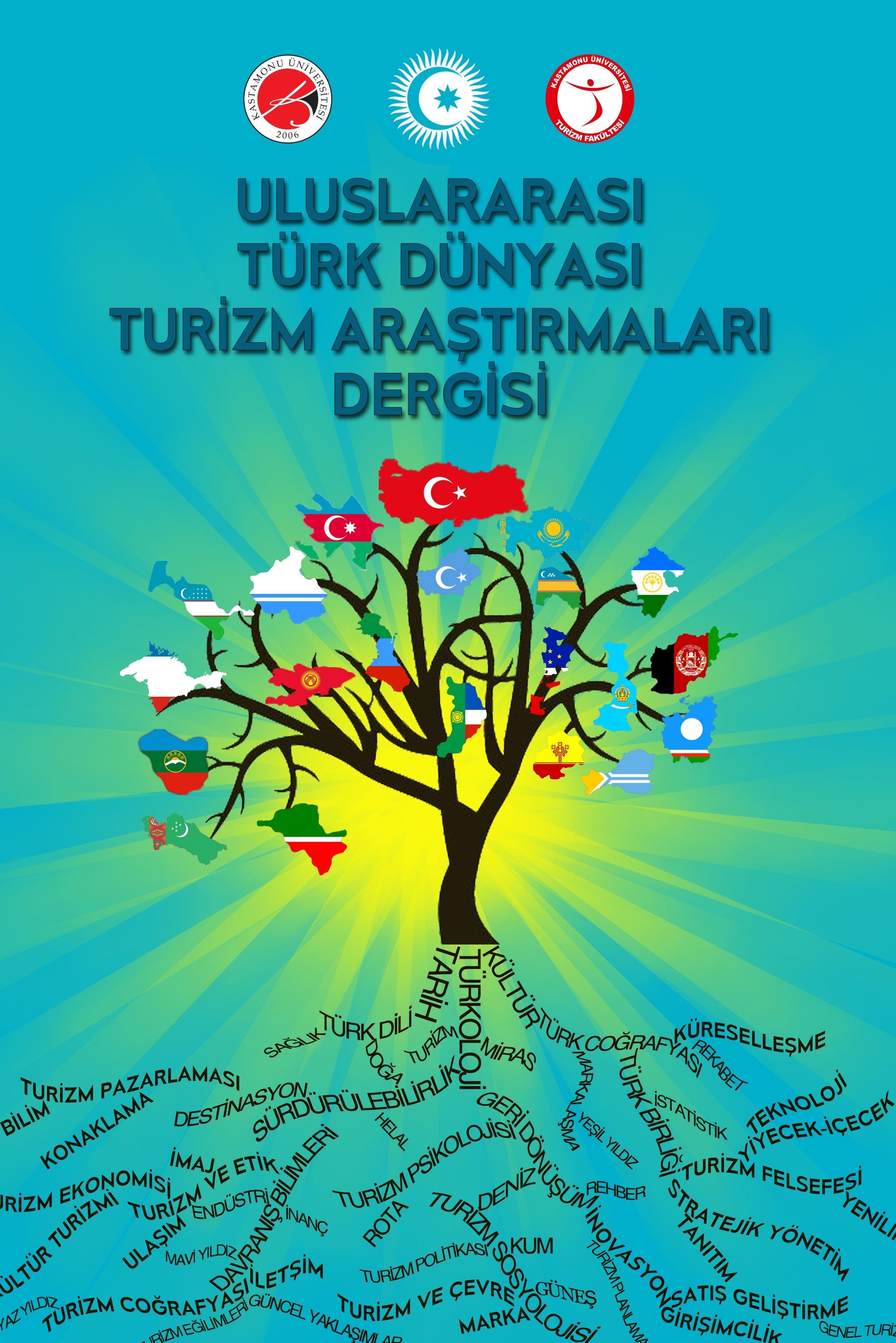 Uluslararası Türk Dünyası Turizm Araştırmaları Dergisi