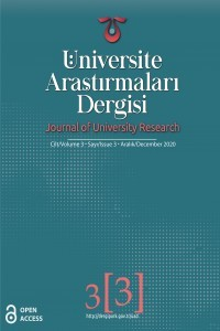 Üniversite Araştırmaları Dergisi