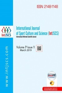 International Journal of Sport Culture and Science » Journal