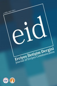 Journal of Erciyes Communication