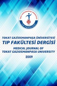 Gaziosmanpaşa Üniversitesi Tıp Fakültesi Dergisi