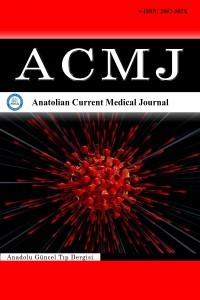 Anadolu Güncel Tıp Dergisi