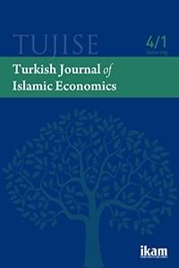 Turkish Journal of Islamic Economics