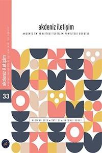 Akdeniz Üniversitesi İletişim Fakültesi Dergisi