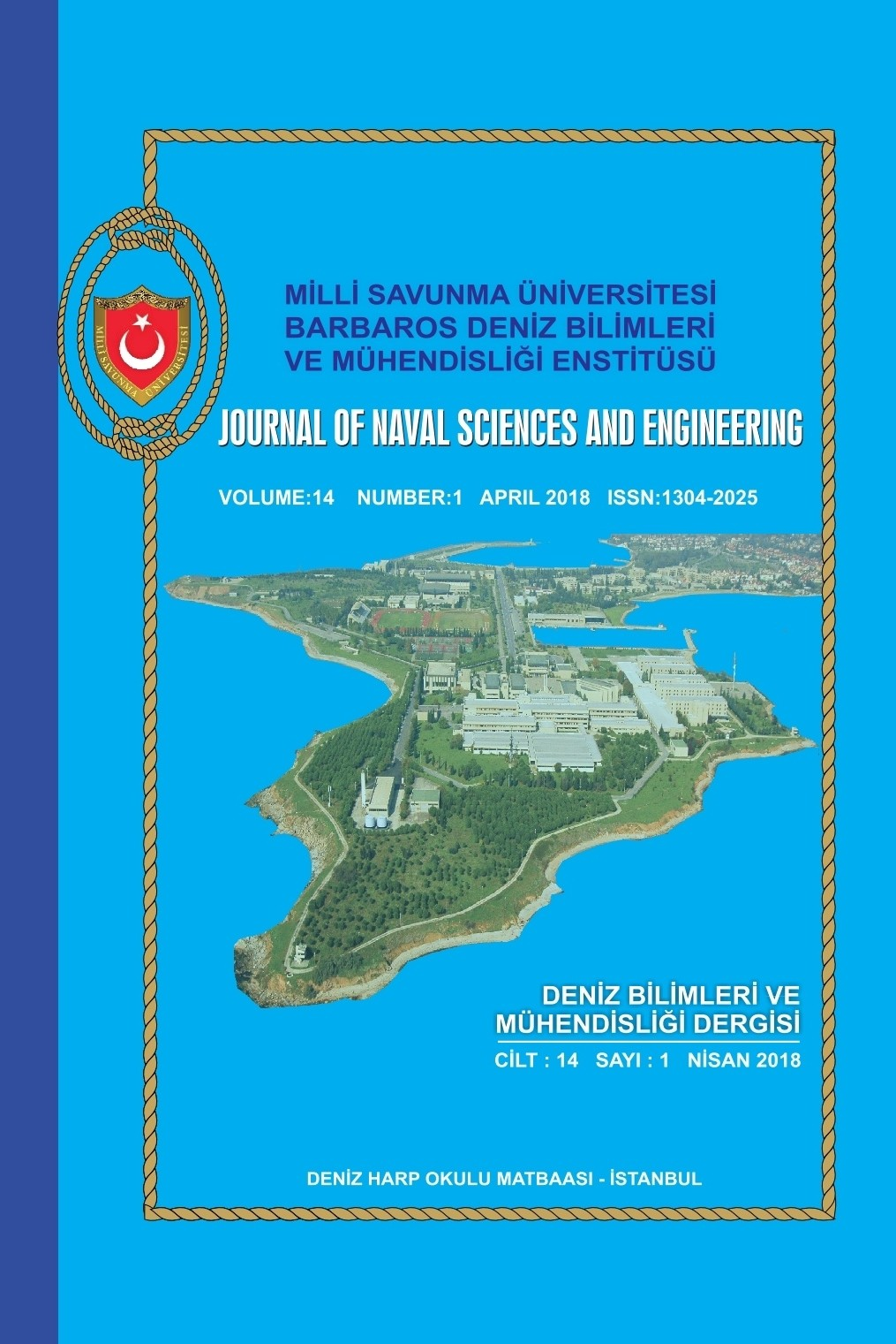 Journal of Naval Sciences and Engineering