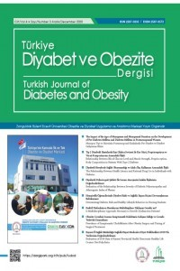 Turkish Journal of Diabetes and Obesity