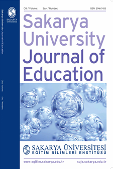 Sakarya University Journal of Education