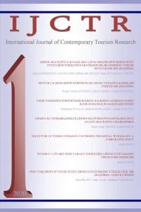 Uluslararası Güncel Turizm Araştırmaları Dergisi