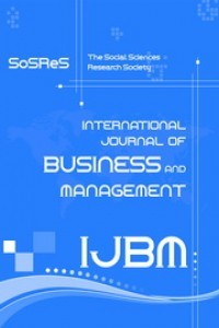 International Journal of Business and Management Studies » Dergi
