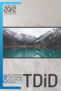 Journal of Turkish World Studies