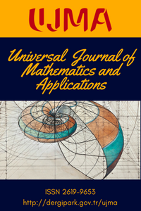 Universal Journal of Mathematics and Applications