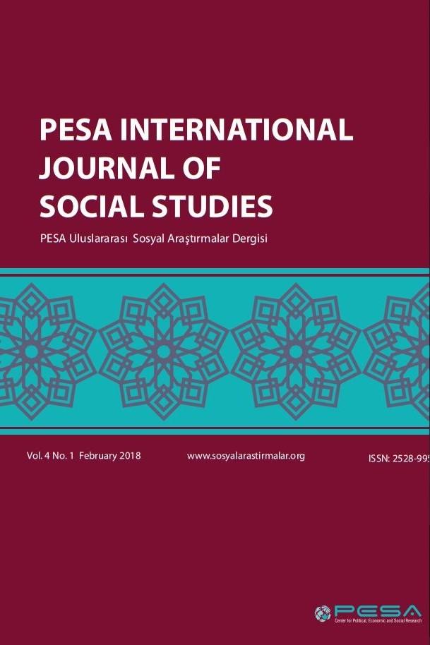 PESA International Journal of Social Studies