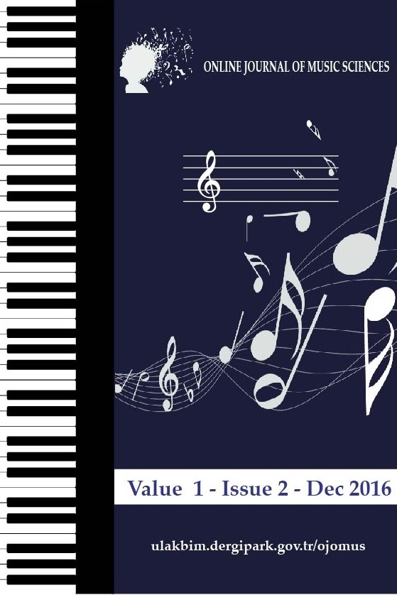 Online Journal of Music Sciences