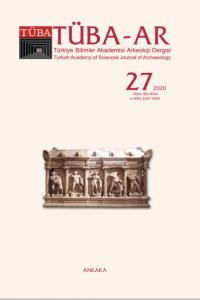 TÜBA-AR Türkiye Bilimler Akademisi Arkeoloji Dergisi